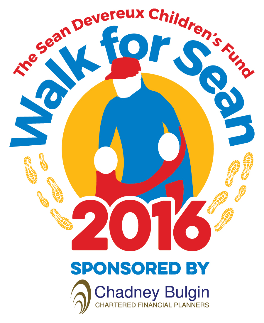 Walk for Sean 2016 logo